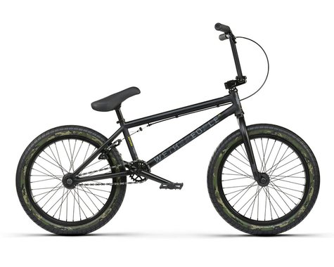 "We The People 2021 Arcade BMX Bike (21"" Toptube) (Matte Black)"