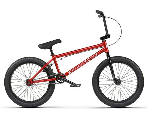 "We The People 2021 Arcade BMX Bike (21"" Toptube) (Candy Red)"