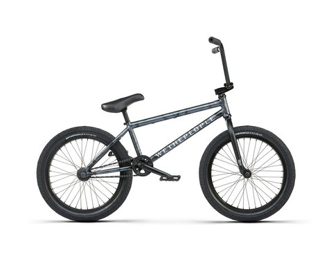 "We The People 2021 Justice BMX Bike (20.75"" Toptube) (Matte Ghost Grey)"
