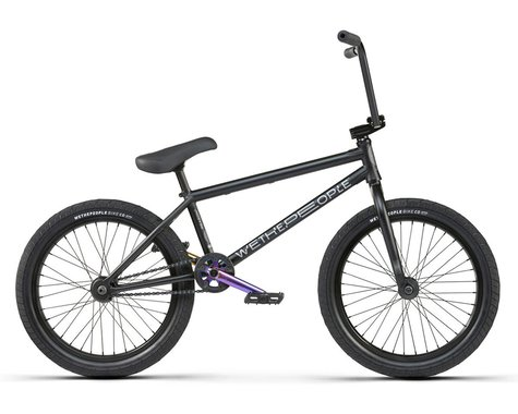 "We The People 2021 Reason BMX Bike (20.75"" Toptube) (Matte Black)"