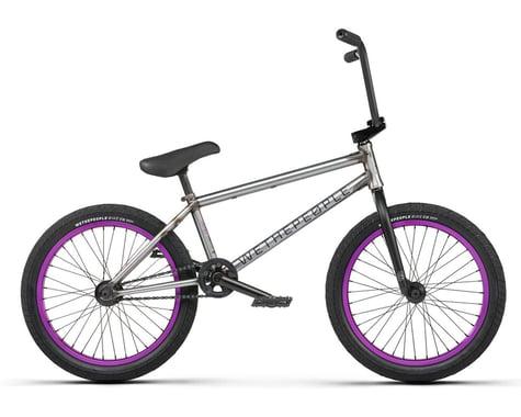 "We The People 2021 Trust BMX Bike (21"" Toptube) (Matte Raw)"