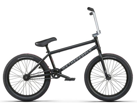 "We The People 2021 Trust FC BMX Bike (20.75"" Toptube) (Matte Black)"
