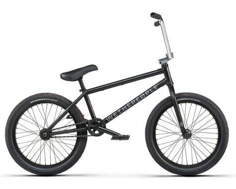 "We The People 2021 Trust FC BMX Bike (20.75"" Toptube) (Matte Black)"