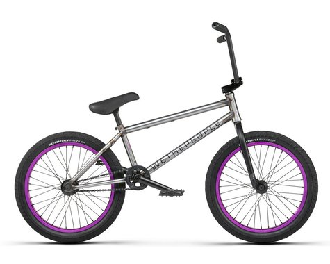 "We The People 2021 Trust FC BMX Bike (20.75"" Toptube) (Matte Raw)"
