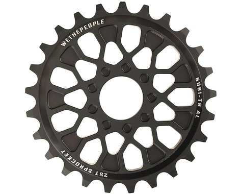 We The People Pathfinder Sprocket (Felix Prangenberg) (Matte Black) (25T)