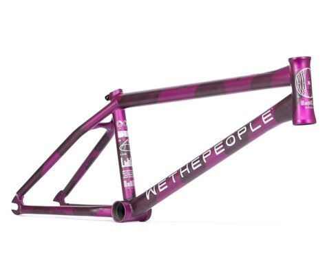 "We The People 2021 Network Frame (Dan Kruk) (Purple Haze) (21.1"")"