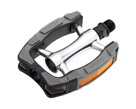 """Wellgo C098 Urban Pedals (Black)(Aluminum) (9/16"""")"""