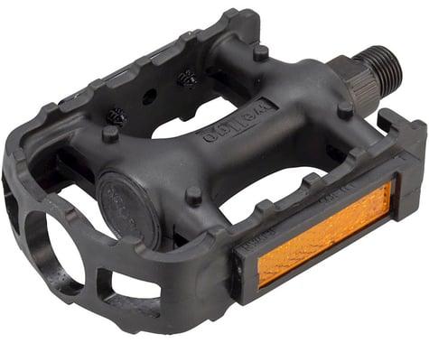 """Wellgo LU-895 Pedals (Black) (Plastic) (9/16"""")"""