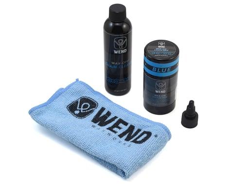 Wend Chain Wax Kit (Blue)