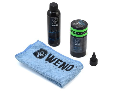 Wend Chain Wax Kit (Green)