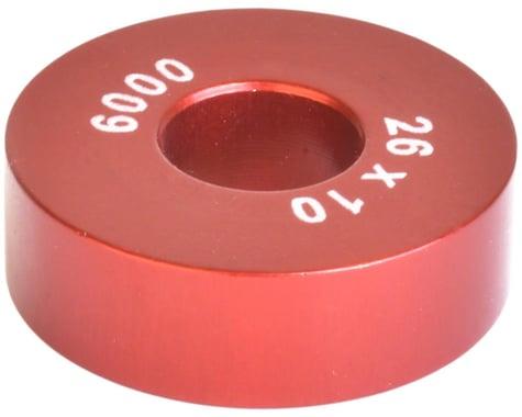 Wheels Manufacturing Open Bore Adaptor Bearing Drift (For 6000 Bearings)