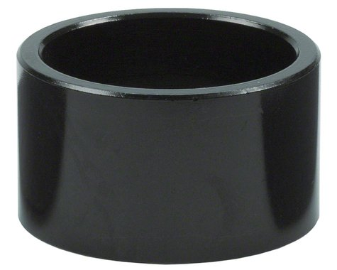 "Wheels Manufacturing 1-1/8"" Headset Spacer (Black) (1) (20mm)"