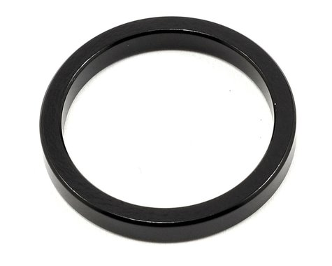 "Wheels Manufacturing  1-1/4"" Headset Spacer (Black) (1) (5mm)"