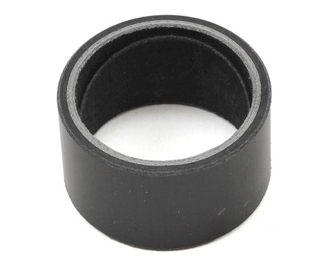 "Wheels Manufacturing 1-1/8"" Carbon Headset Spacer (Black) (20mm)"