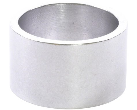 """Wheels Manufacturing 1-1/8"""" Headset Spacers (Silver) (20mm)"""