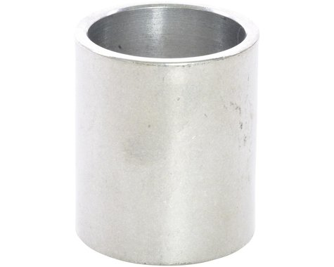 "Wheels Manufacturing 1-1/8"" Headset Spacers (Silver) (40mm)"