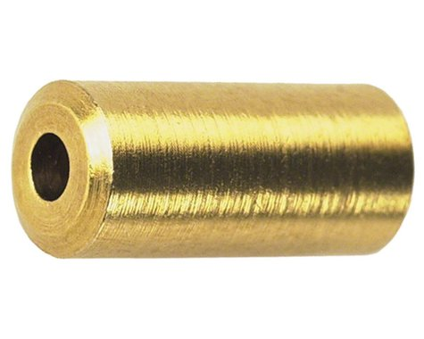 Wheels Manufacturing Housing End Caps (Brass) (Bottle of 50) (5mm)