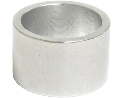 "Wheels Manufacturing 1"" Headset Spacer (Silver) (20mm)"