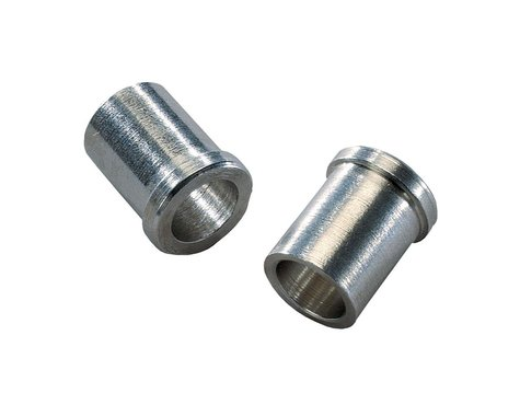 Wheels Manufacturing Aluminum Presta Valve Saver (11mm) (Pair)