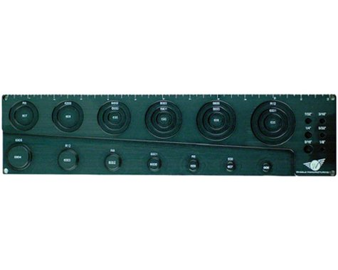 Wheels Manufacturing Benchtop Bearing Ruler and Gauge