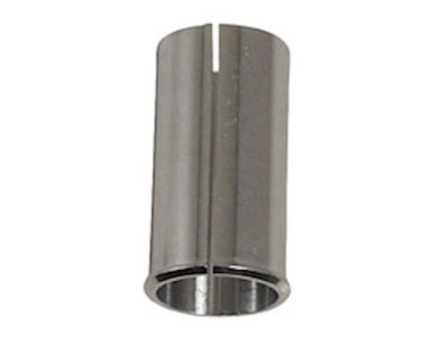 Wheels Manufacturing Seatpost Shim (Silver)  (25.4mm) (29.6mm)