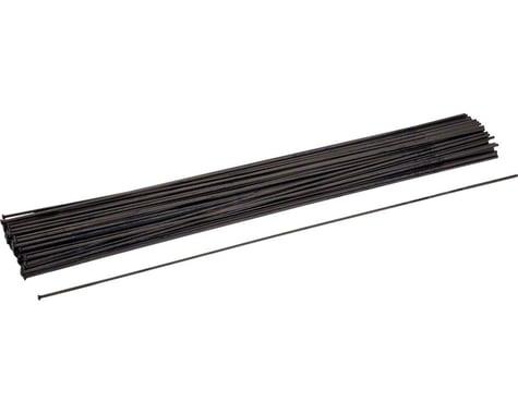 Wheelsmith DB14 Direct Pull Spoke Blanks 2.0/1.7 x 310mm (Shortest Cut 280mm) Bl