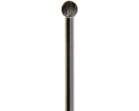 Wheelsmith DB14 Blank 2.0/1.7 Spokes (Black) (Bag of 50) (264mm)