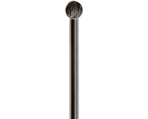 Wheelsmith DB14 Spokes 2.0/1.7 x 276mm Black Spokes, Bag of 50