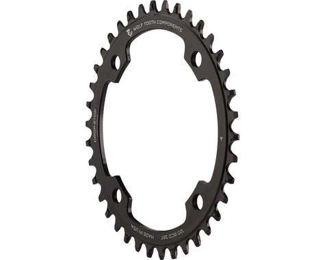 Wolf Tooth Components Drop-Stop Chainring (120mm BCD) (38T)