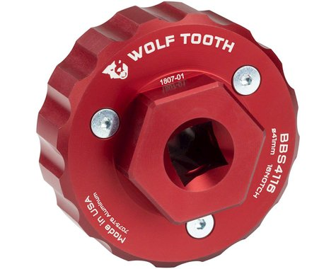 Wolf Tooth Components Pack Wrench Insert (For Shimano BBR60, Ultegra 6800 Series)