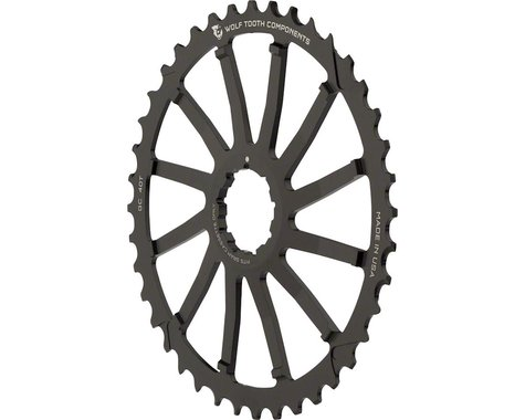 Wolf Tooth Components 40T Cog for SRAM 11-36 (Black)
