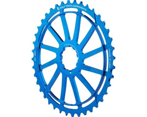 Wolf Tooth Components 40T GC Cog (Blue) (For Shimano 11-36T)