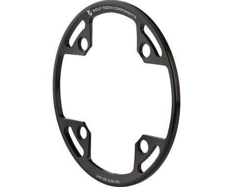 Wolf Tooth Components Bash Guard (For 104 BCD Cranks) (32-34T)