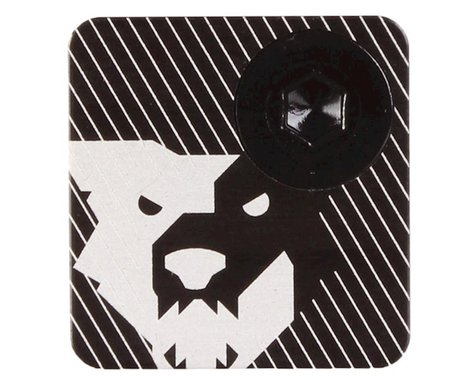 Wolf Tooth Components Tooth Direct Mount Derailleur Covers (Black/White)