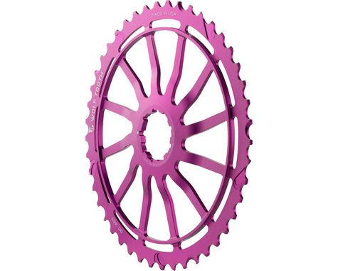 Wolf Tooth Components Purple GC 45T Cog w/ 18T & Spacer