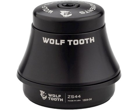 Wolf Tooth Components Upper Headset ZS44/28.6 (Black) (25mm Height)