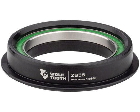 Wolf Tooth Components Lower Headset ZS56/40 (Black)