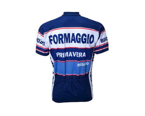 World Jerseys Formaggio 1972 Short Sleeve Jersey (Blue)