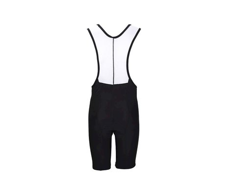 World Jerseys Formaggio 8 Panel Bib Shorts (Black)