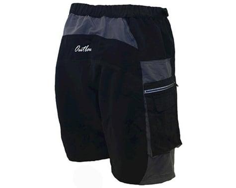 World Jerseys Outlaw Bullet MTB Shorts (Black)