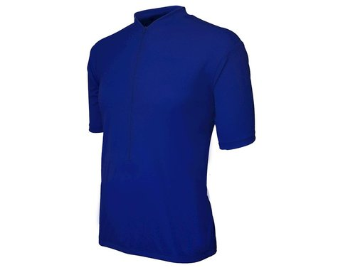 World Jerseys Classic Short Sleeve Jersey (White)