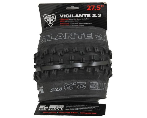 "WTB Vigilante Gravity DNA TCS Tubeless Tire (Black) (27.5"") (2.3"")"