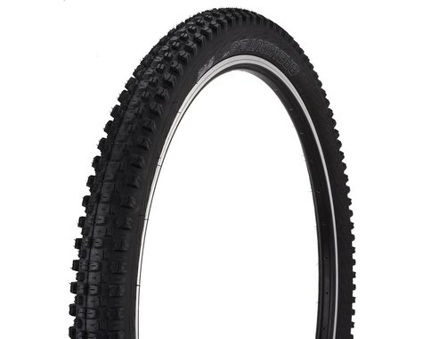 """WTB Breakout TCS Light Fast Rolling Tire: 29 x 2.3"""", Folding Bead, Black"""