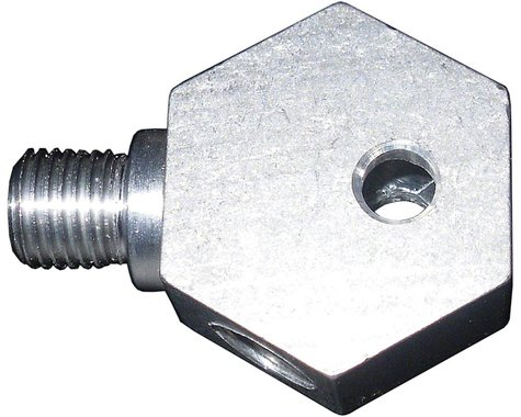 X-Lab XLAB Sonic-Nut Co2 Holder for Cage Carrier (Silver)