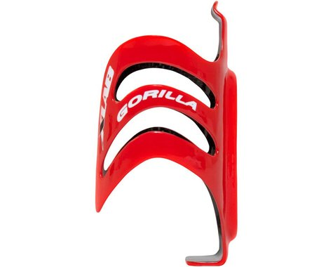 X-Lab XLAB Gorilla HG Water Bottle Cage (Red/Black)