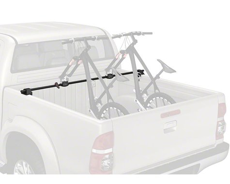 Yakima BikerBar Truck Bed Bike Rack (M - For Mid-Sized Trucks)