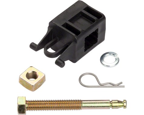 "Yakima 2"" Receiver Hitch Bolt, Nut, Pin, Washer, and Retainer for DryDock, FullS"