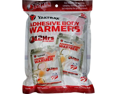 Yaktrax Warmers Body Warmers (10)