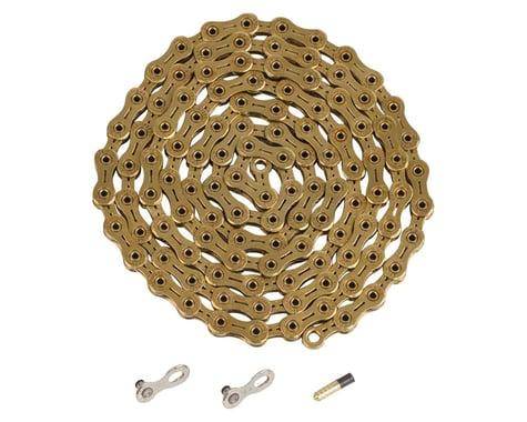 YBN Ti-Nitride Chain (Gold) (11 Speed) (116 Links)