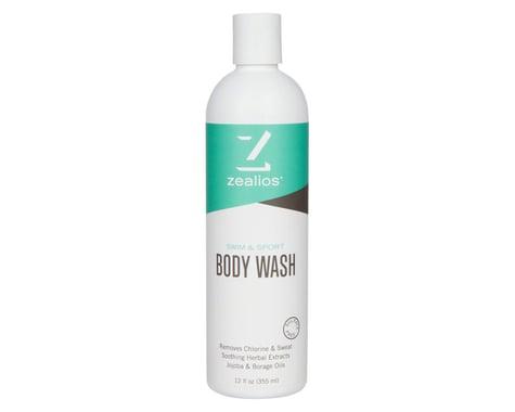 Zealios Swim and Sport Body Wash (12oz)